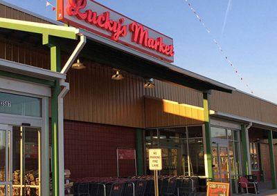 Lucky's Market – Traverse City, MI