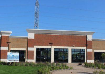 Clarkston Dix Plaza – Clarkston, MI